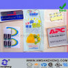 Clear Epoxy Resin Oil Resistant Colorful Unique Name Self Adhesive Labels