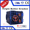 Triple Roll Crusher Mining Machine with Low Cost