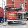 LED Square Box Speaker Aluminum Stage Trade Show Screw Truss
