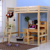 Single Beds Double Beds Wooden Beds Children Elevated Beds (M-X1080)