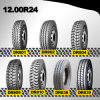 New Steer 12.00r24, 12.00r20 Double Road Brand Radial Truck Tyre