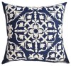 Northern European 100% Cotton Breathable Embroidery Colorful Pillow