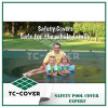 environmental Friendly Super Quality Stock PP Green Mesh Safety Pool Cover for Indoor Swimming Pool Cheap Bulk Price in China