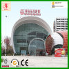 Africa Deisgn Steel Structure Office Building with Glass Curtain Wall