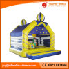 Inflatable Jumper House Clown Bouncer for Kids with Roof (T1-006B)