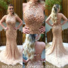 Celebrity Dresses Cocktail Party Prom Gowns Beading Evening Dress Ld11541