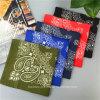 Good Quality Multifunction Paisley Cotton Handkerchief / Magic Bandana (HWBHC02)