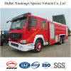 6ton Steyrking Dry Powder Fire Truck Euro3
