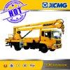 XCMG Official 21m Aerial Work Bucket Platform Truck (320kgs capacity)