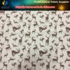 Elk/Sika Deer Printed on Polyester Pongee Fabric for Garment (YH2148)