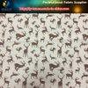 Elk/Sika Deer Printed on Polyester Pongee Fabric for Garment (YH2148)