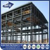 Steel Hot Galvanized Metal Insulated Fire Station Building with Fiber Glass and Ventilation System