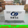 Custom Build and Install Portable Exhibition Booth for Trade Show Booth