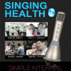 K068 2 in 1 Wireless Bluetooth Handheld Microphone Mini Speaker