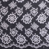 Fashion Design Organza Lace Fabric