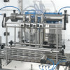 Fully Automatic Linear Type Beverage Filling Machine Labeling Machinery
