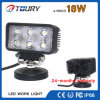 LED Auto Lamp CREE 18W LED Work Light for Car