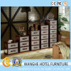 Hot Sale Hotel Living Room Combine-Unit Leather Luxury Cabinets