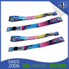 Festival Personalised Adjustbable Custom Fabric Wristbands for Events