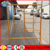 Scaffolding Mobile Wheel Ladder Frame Scaffolding