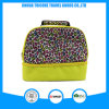 New Style Colorful Leopard Printed 600d Polyester Cooler Bag