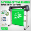 "34"" Vinyl Cutter Sign Cutting Plotter"