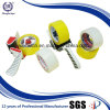 Environmennal Protection with Long Life Acrylic Yellow BOPP Tape