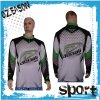 OEM Service Professional Custom Made Fishing Jersey for Men (F021)