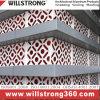 Aluminum Exterior Wall Panel PVDF Coating