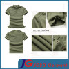 Chinese Style Flaxen T-Shirt for Men (JS9034m)