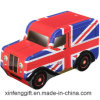 UK Style Car Shape Tea and Food and Gift Tin Box
