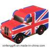 UK Style Car Shape Tea and Food and Gift Tin Box