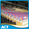 Indoor Telescopic Bleacher System / Retractable Seating Solution