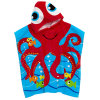 Popular Printing Kids Bath Poncho Hooded Towel