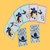 Chinese Full Color Printed Playing Card Educational Cards