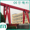 High Effiency Mh Model Electric Hoist Single Girder Gantry Crane