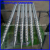 Q235 Carbon Steel Galvanized Ground Screw for Solar Mounting System