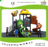 Kaiqi Small Cartoon Series Children′s Outdoor Playground with TUV En1176 (KQ20035A)