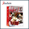 Glossy Laminated Ivory Paper Christmas Fashion Hand Gift Paper Bag