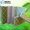Hot Sale Paperboard Frame Pleated Filter