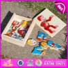 2015 New Wooden Puzzle Toy Game, Popular Wood Puzzle Toy, Hot Sale Wood Puzzle Game, Wood Puzzle for Children W14D013