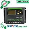 30A, 12V/24V, LCD, MPPT Solar Controller