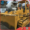 Yellow-Coat 3~5-Cubic-Meter 7000kg Crawler Caterpillar D3c Used Hydraulic Bulldozer