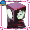Customized Wooden Clock with Multi Function