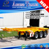 Australia Tri-Axle 20FT Skeleton Container Chassis Semi Trailer