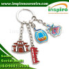 Attractive Metal Keychain with Customized Logo