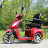 3 Wheels Electric Powered 500W Brushless Motor Mobility Scooter for Old People