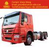 Sinotruk HOWO A7 336HP 371HP 6*4 Truck Head with 10 Wheels