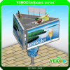 Yeroo Large Size Outdoor Advertising Billboard Road Signs