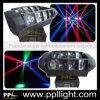 RGBW 4in1 8*10W Mini LED Beam Spider Moving Head Light